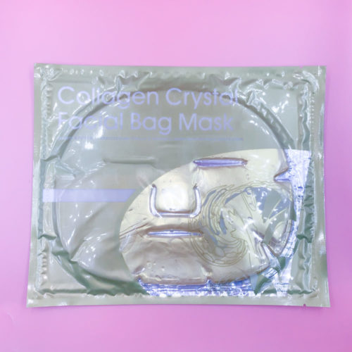 Golden Collagen Facial Mask
